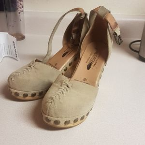 Jeffrey Campbell Free People clogs